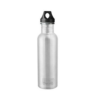 750ML SILVER 360 Degrees SS Drink Bottle