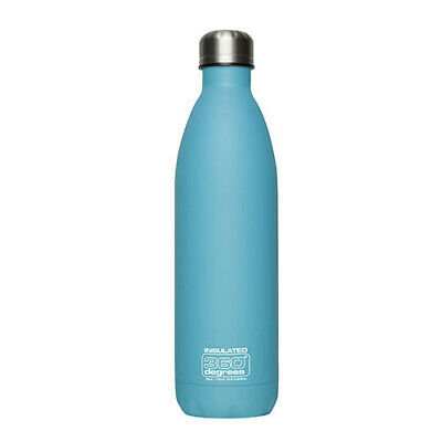 550ML PAS BLU 360 Degrees SS Insulated Soda Bottle