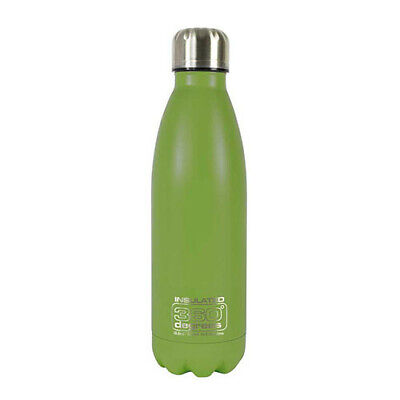 550ML GREEN 360 Degrees SS Insulated Soda Bottle
