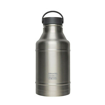 STEEL 360 Degrees Growler Water Bottle 1.8L