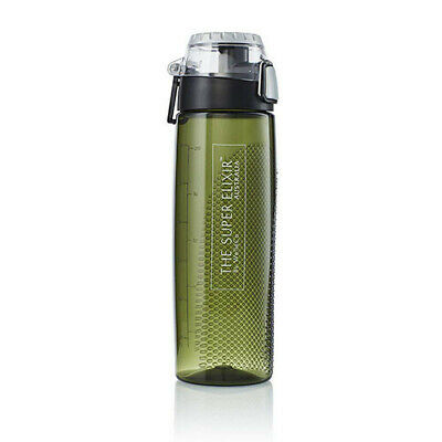 OLIVE GREEN Thermos 710mL Sgl Wall Eastman Tritan Copolyester Btl