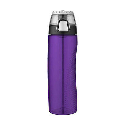 DEEP PURPLE Thermos 710mL Sgl Wall Eastman Tritan Copolyester Btl
