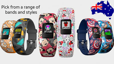 Original VivoFit Jr. 2 Fitness Tracker- AU Warranty