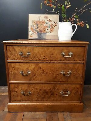 Victorian 19th century chest of drawers