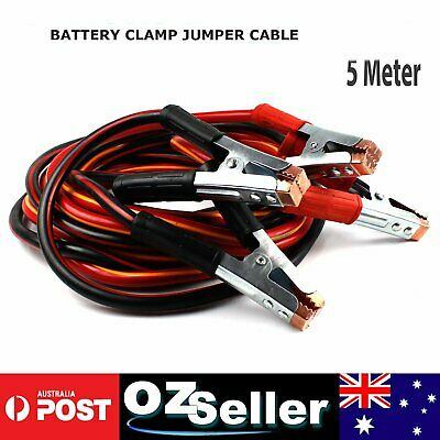 Heavy Duty Car Truck Jump Start Booster Cable Battery Jumper Leads 1200A