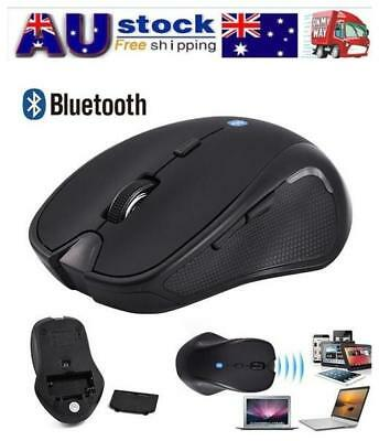 Portable Wireless Bluetooth3.0 Mouse Optical Mice 1000-1600CPI for Laptop Tablet