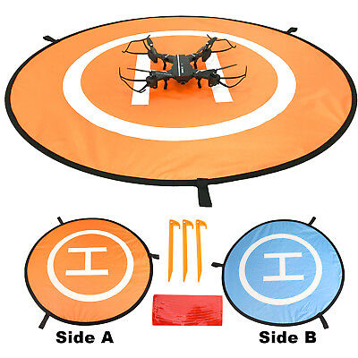 WE Quadcopter Apron Drone Landing Pad Helipad Launch Case For DJI Mavic Phantom