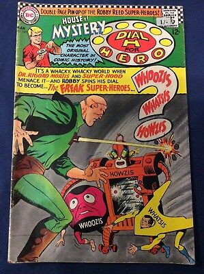 House of Mystery #165 Dial H for Hero