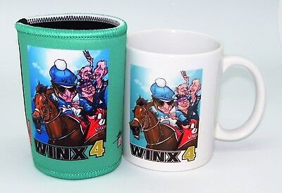 Winx 4 - Stubby Holder & Coffee Mug