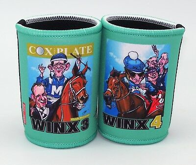 Winx Cox Plate 3 & 4 Stubby Coolers