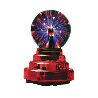RED BASE Battery Operated Plasma Ball