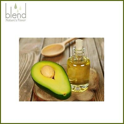 Avocado Oil [refills] Certified Organic 100% Pure Unrefined Cold Pressed Premium