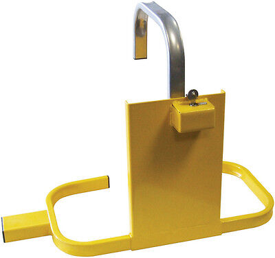 Caravan Trailer Boat Wheel Clamp