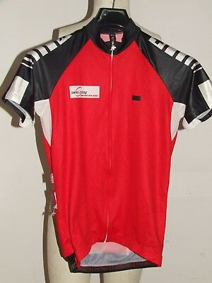 MAGLIA BICI CICLISMO SHIRT MAILLOT CYCLISM SPORT ASSOS SWISS CYCLING tg. M