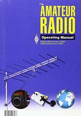 RSGB Operating Manual by Mike Dennision New Paperback Book