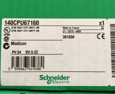 1PCS NEW 140cpu67160 via DHL or EMS