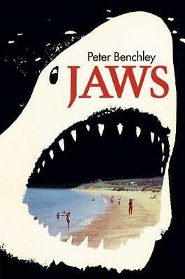 Jaws by Peter Benchley New Hardback Book