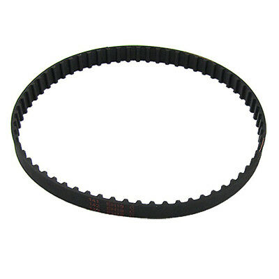 130XL 5.08mm Pitch 10mm Width 65 Teeth Black Synchronous Timing Belt A6K3) M6