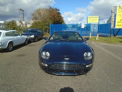 1997 Aston Martin Db7 3.2 Supercharged Only 34K Miles From New