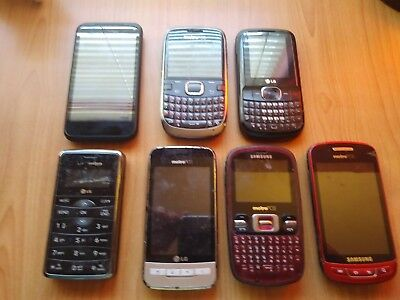Used Cell Phone Lots (Htc) (Samsung) (Lg) (Huawei)