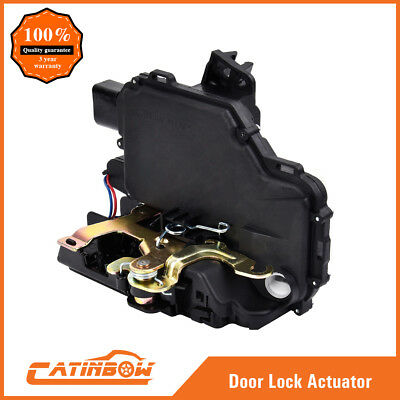 Front Door Lock Actuator Latch Driver Left LH for VW Jetta Passat Golf Beetle