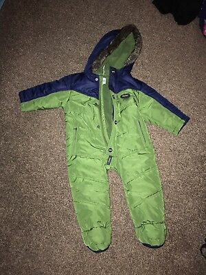 deb3a029b9b6 BABY BOYS TED baker 6-9 months All In One - £2.20
