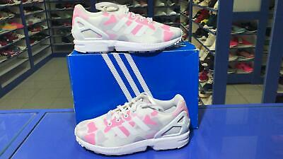 new products 4d501 f6e97 Scarpe N 36 2 3 Uk 4 Adidas Zx Flux J Sneakers Basse Art.