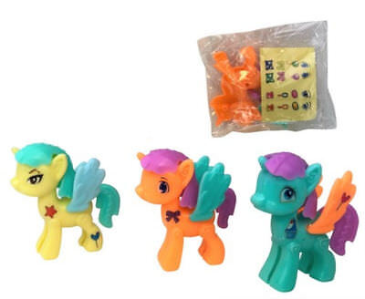 6 Make Your Own Unicorn Kits - Pinata Toy Loot/Party Bag Fillers Wedding/Kids