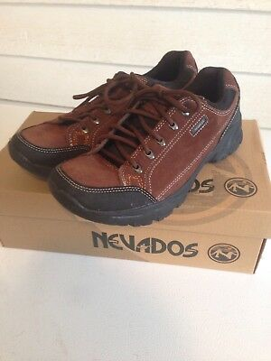 229a293953f NEVADOS MENS TALUS LightBrown/Black Hiking Boots Shoes Size 10.5 ...