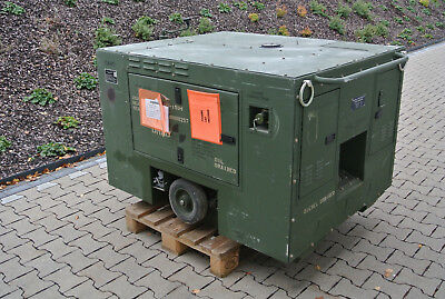 Zeltheizung US Army - HUNTER - SELF Powered - Diesel Kerosin - 350.000 BTU/hr