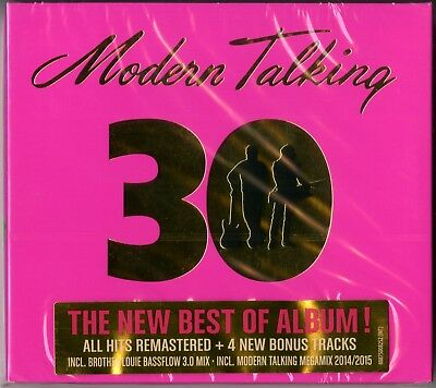 Modern Talking : 2Cd - 30 - Neu