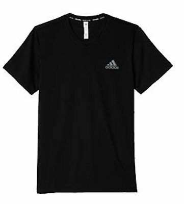Adidas Climalite Boys Performance Tee Training Shirt Active S 8 M 10 12 L 14 16