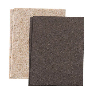 Self-Stick Furniture Felt Sheet for Hard Surfaces to Cut into Any Shape (2  N3B7