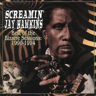 Best Of The Bizarre Sessions: 1990-1994, Hawkins, Screamin Jay, Very Good Import