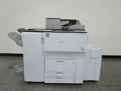 Ricoh MP7502 copier printer scanner - 75 page per minute - Only 141K copies