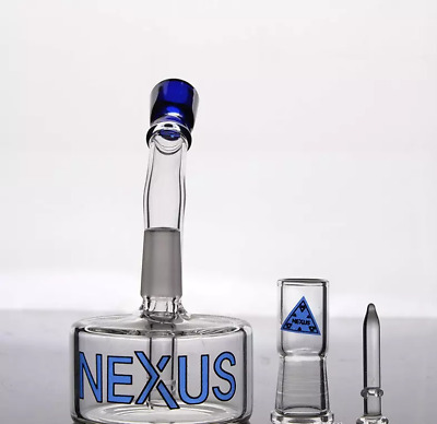 Nexus Water Glass bong with joint Simple and portable Smoking Pipe (tobacco use)