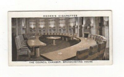 Ogdens The Council Chamber Broadcasting House