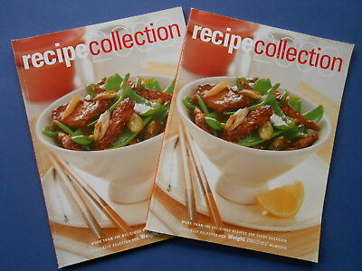 ## Weight Watchers Recipe Collection Cookbook - Like New - Points