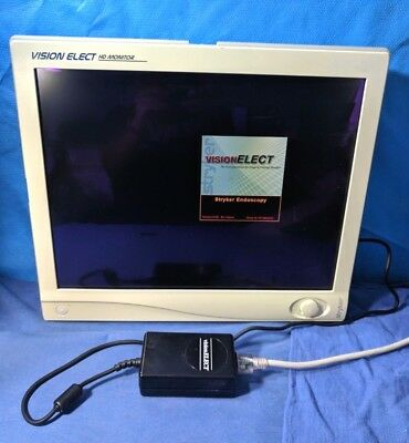 """Stryker 21"""" VisionElect Flat Panel Monitor with Power Supply (240-030-930)"""