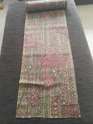 Japanese Kimono Wool Fabric - new on bolt