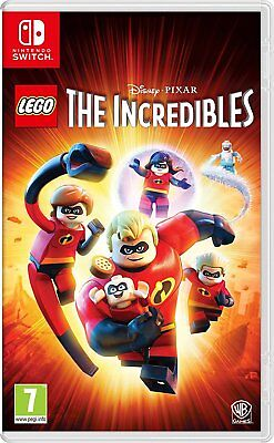LEGO The Incredibles (Nintendo Switch) Game | BRAND NEW & SEALED