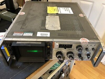 Hewlett Packard Hp 8557A Spectrum Analyzer (3)