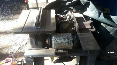 table saw and jointer, Paul Call