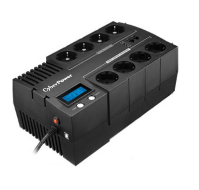 CyberPower BRIC-LCD 1200VA/720W Line Interactive UPS CPW-BR1200ELCD