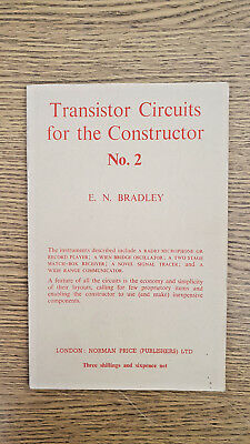 Transistor Circuits For The Constructor No 2