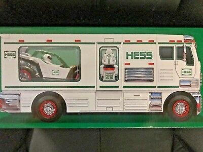 2018 RV Edition Hess Holiday Truck RV with ATV and Motorbike HESS TRUCK