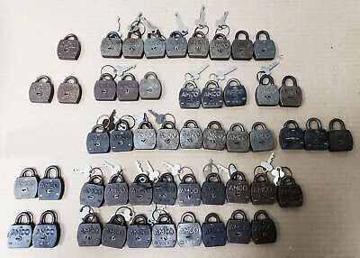 Amco Group of Vending Machine Locks (Gumball, Peanut, Candy, Coin-op)