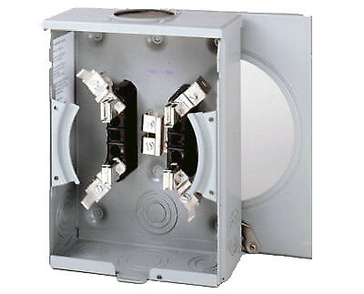 EATON CORPORATION 200A Single Residential Meter Socket UHTRS213CE