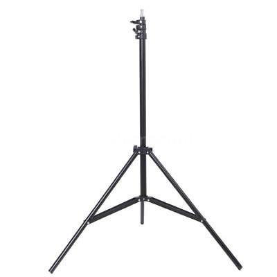 2m / 6.56ft Photography Studio Light Tripod Stand for Camera Photo Soft Box D4S5