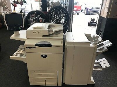 Xerox Workcentre 7655 Multifunction Color Laser Copier Printer Scanner Fax